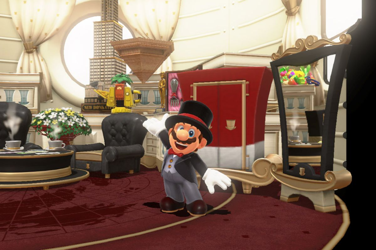 e537a342295 Super Mario Odyssey unlocks a ton of bonuses after you beat the game ...