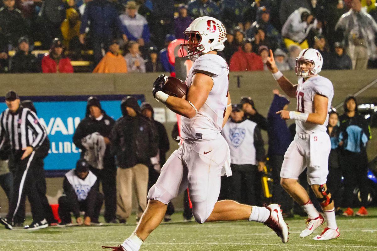 NCAA Football: Stanford at California