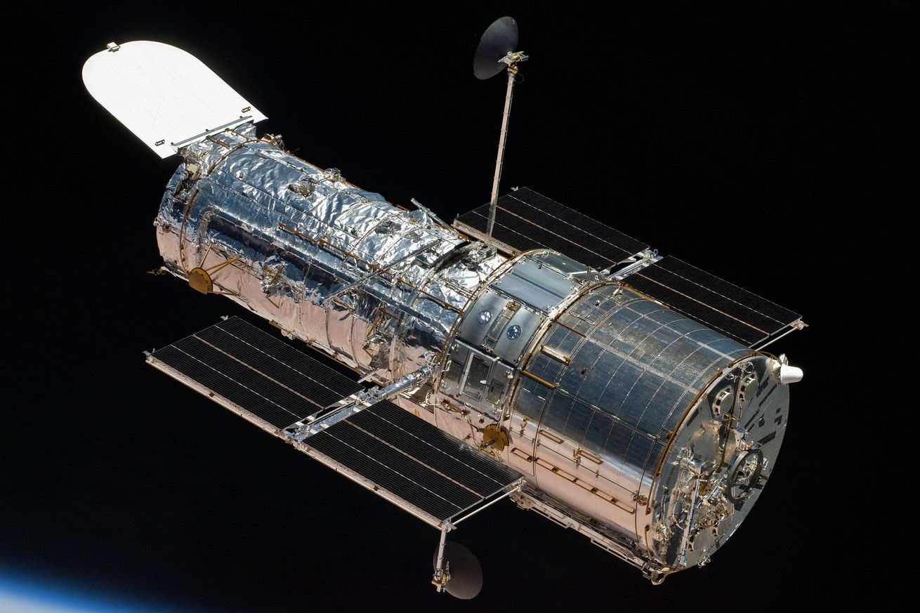 nasa s hubble space telescope may be back in action shortly