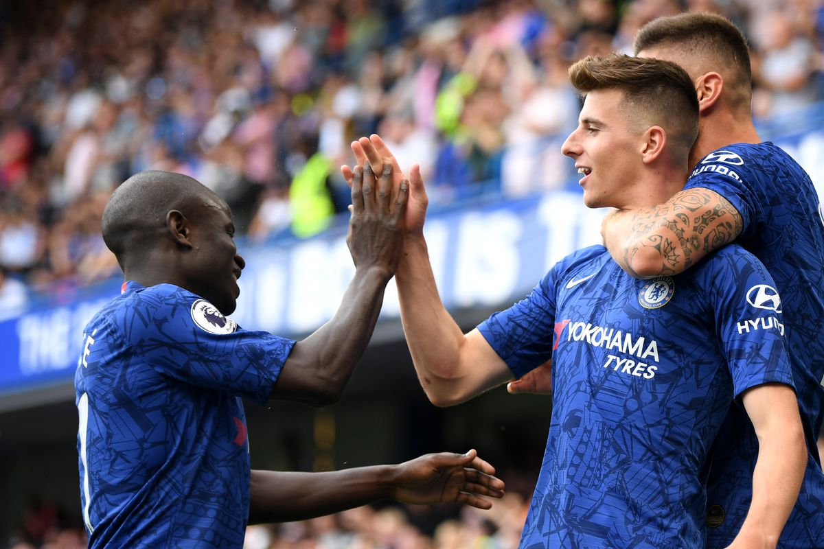 Image result for emerson and kante