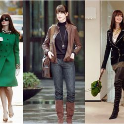 And the fruits of Stanley Tucci's labor. Devil Wears Prada (2006)