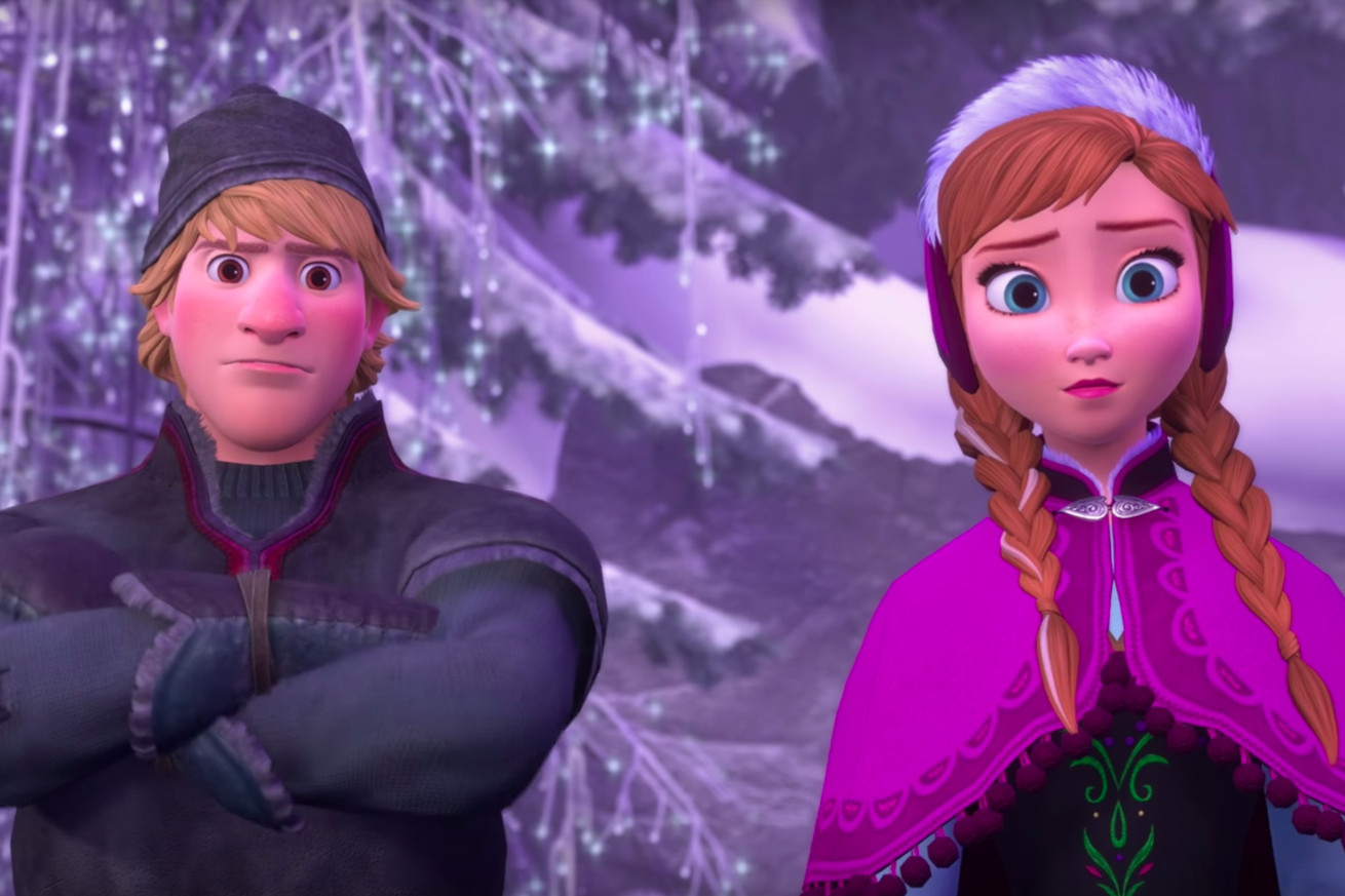 kingdom hearts 3 ventures to the world of frozen in new trailer