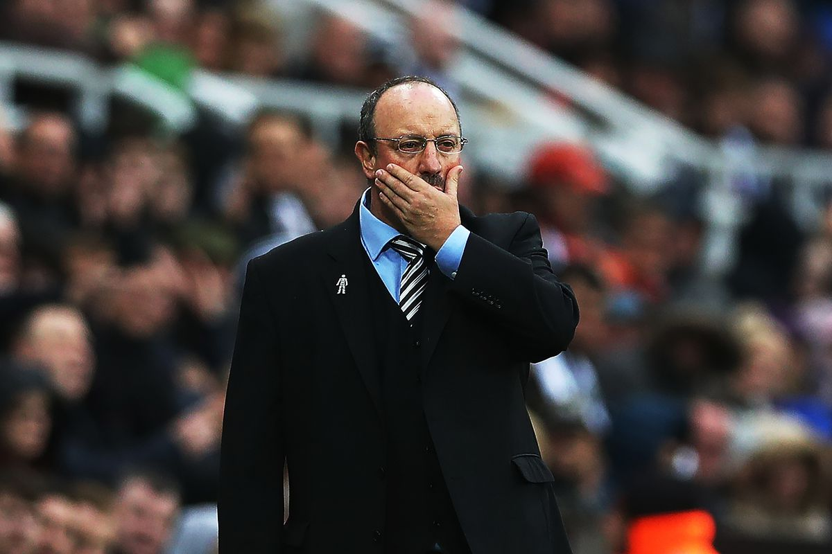 Benitez explains how he is aiding Newcastle's takeover