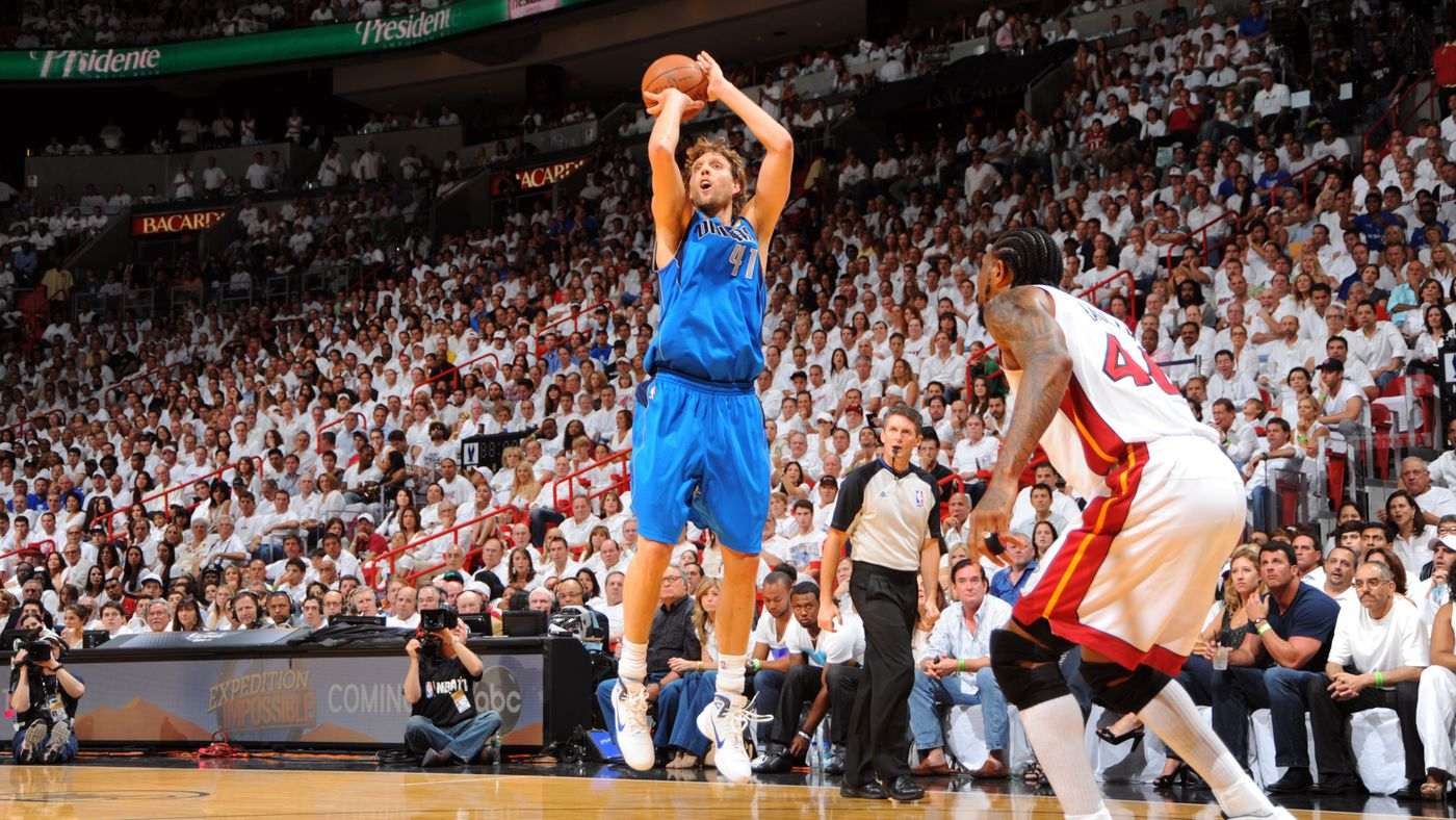 'Book of Basketball 2.0': Dirk Nowitzki and the Pyramid (With Marc Stein)