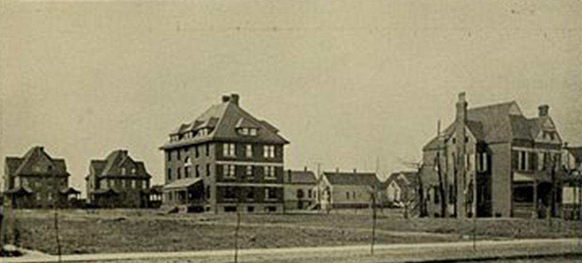 chicago lutheran seminary around 1900