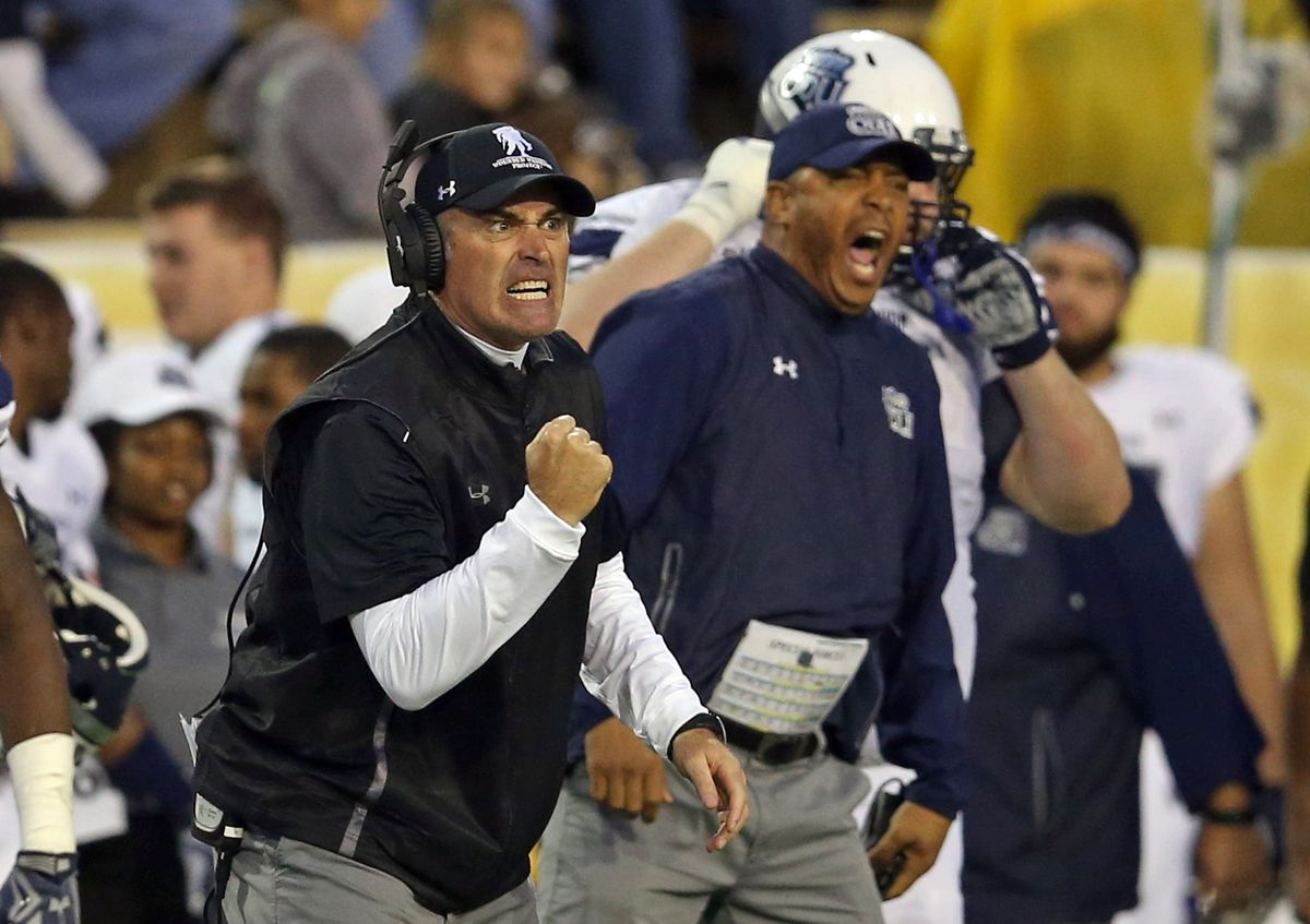 NCAA Football: Old Dominion at Southern Mississippi