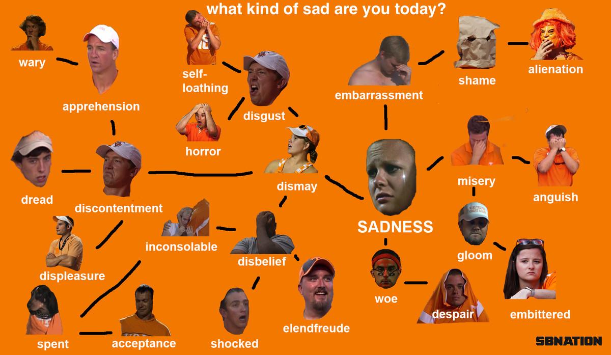The saddest Tennessee fan photos ever - SBNation com
