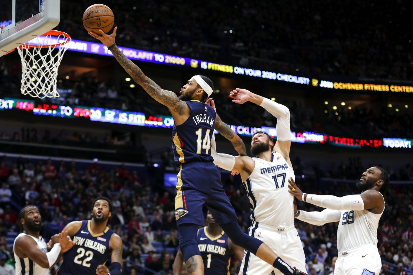 New Orleans Pelicans Still Have Playoff Shot But Memphis Grizzlies Should Consider Themselves Fortunate The Bird Writes