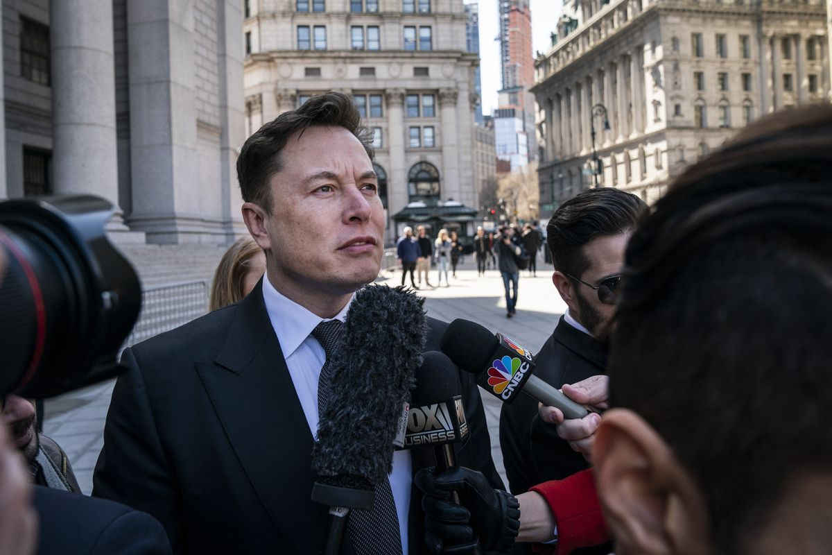 Judge Considers Whether To Hold Tesla Chief Executive Elon Musk In Contempt Over Tweet