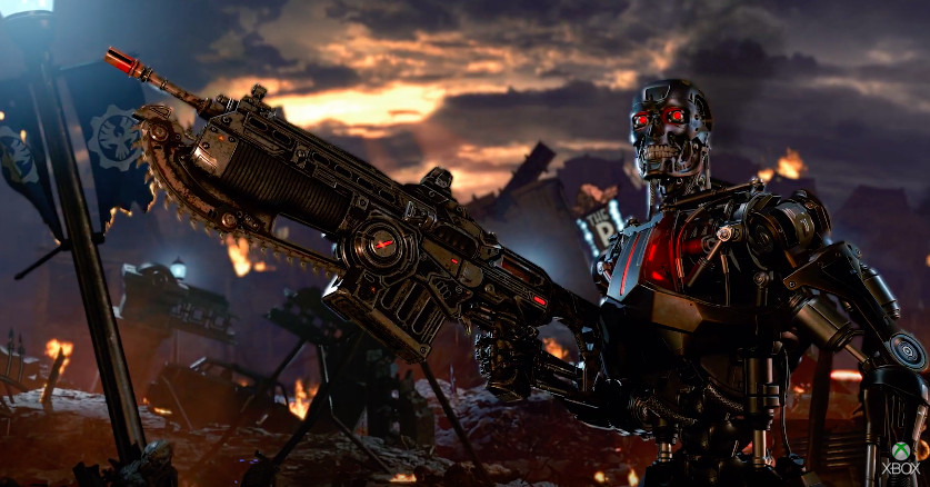 Gears Of War 5 Will Let You Play As The Terminator Polygon