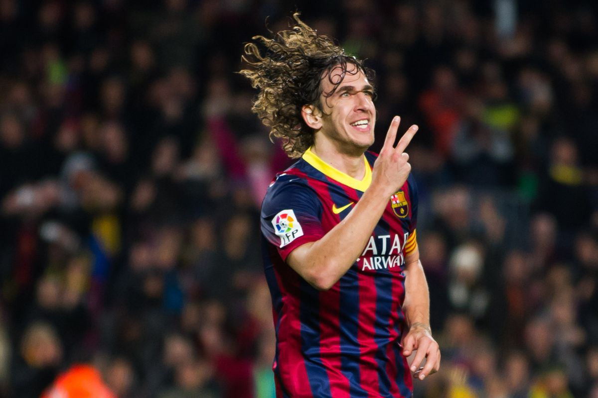ficial Carles Puyol to Leave FC Barcelona At the End of the