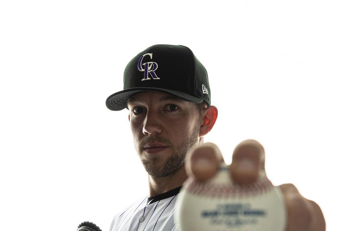 MLB: FEB 20 Colorado Rockies Photo Day