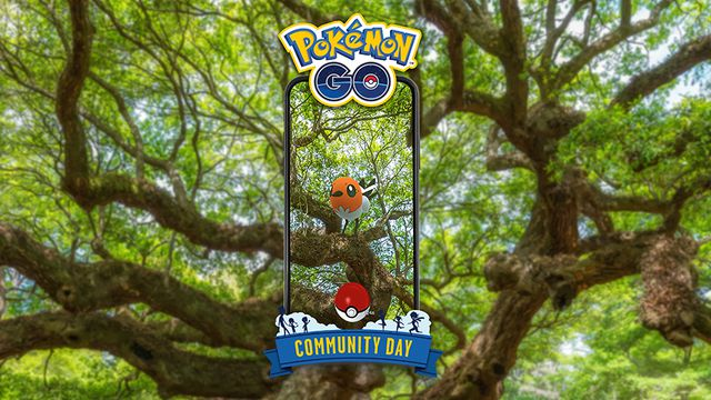Pokémon Go's March Community Day will focus on Fletchling