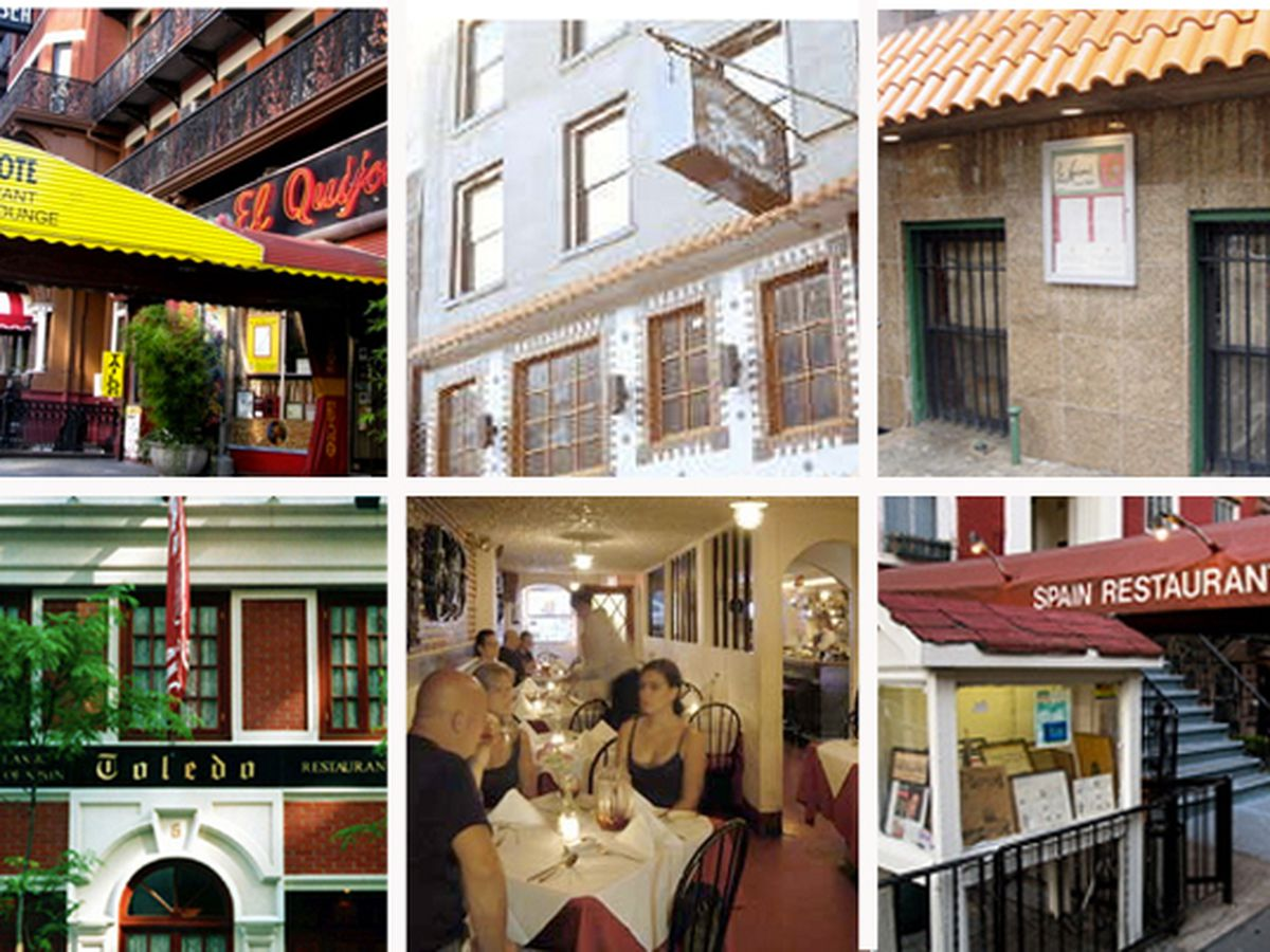 10 Classic Spanish Restaurants To Try Before You Die