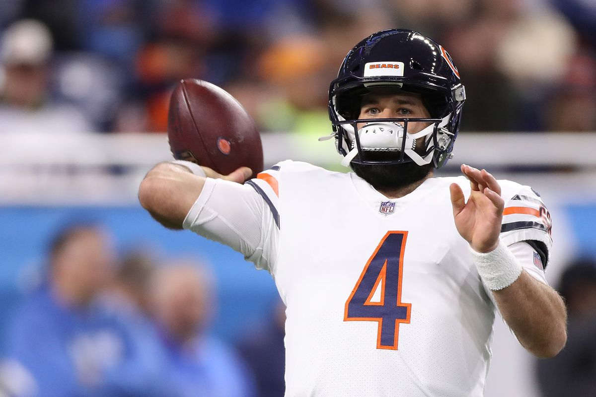 Chase Daniel to likely start for Chicago Bears against Giants ...