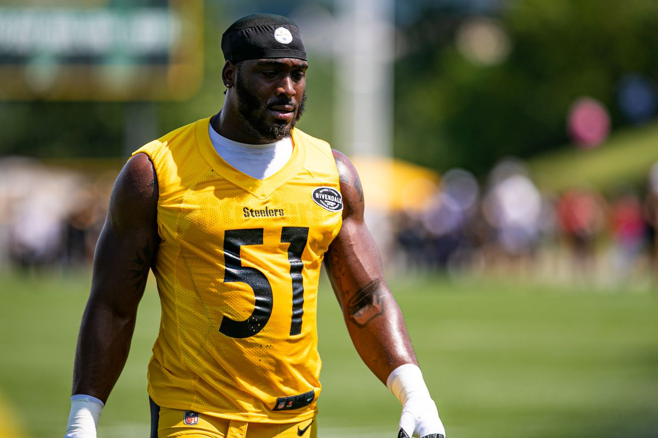 NFL: AUG 03 Steelers Training Camp