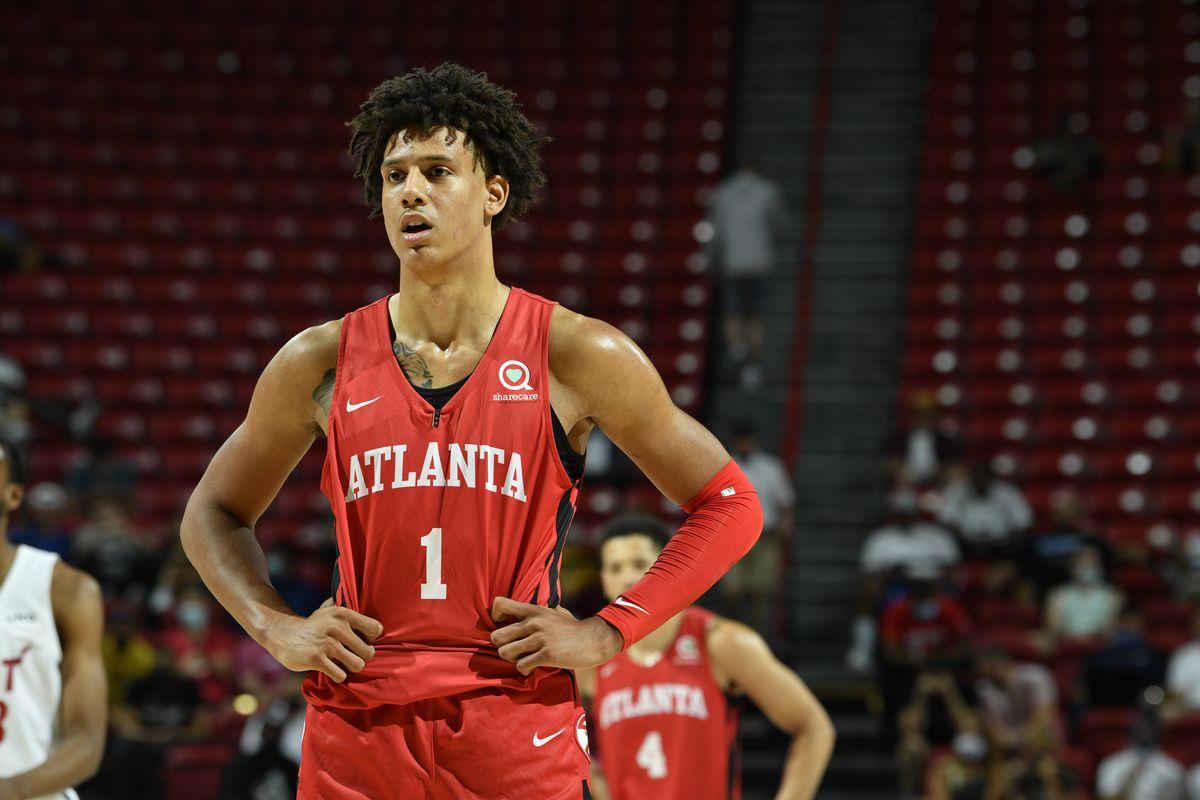 2021 Las Vegas Summer League - Atlanta Hawks v Miami Heat