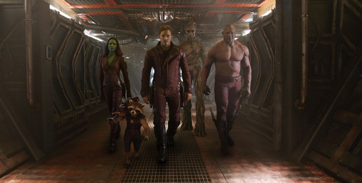 Guardians of the Galaxy promo still