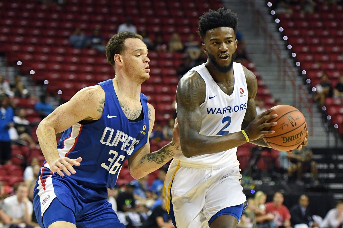 2018 NBA Summer League - Las Vegas - Los Angeles Clippers v Golden State Warriors