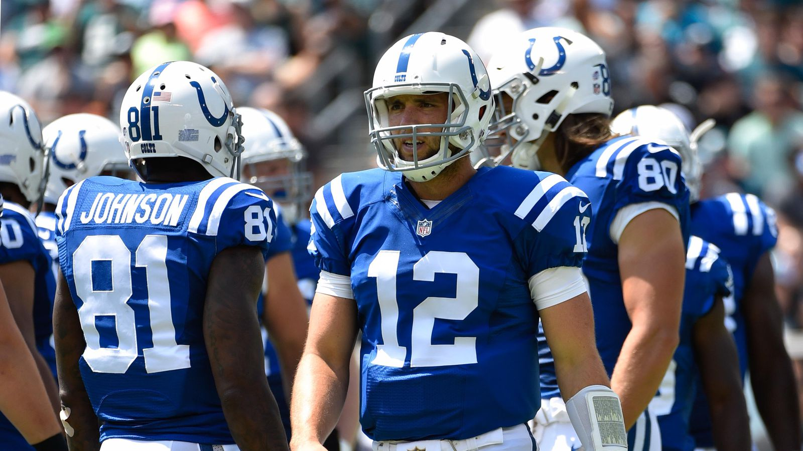 Colts vs. Bills week one 2015: Game Time, TV Schedule ...
