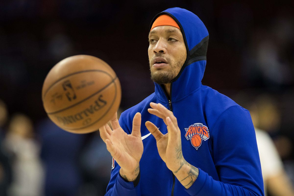 2558485b60c Knicks 2017-18 Player Review  Michael Beasley - Posting and Toasting