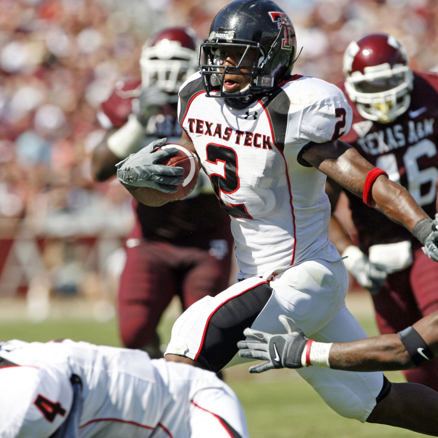 Texas Tech And Texas A M Might Take The Field Against Each Other In September Viva The Matadors