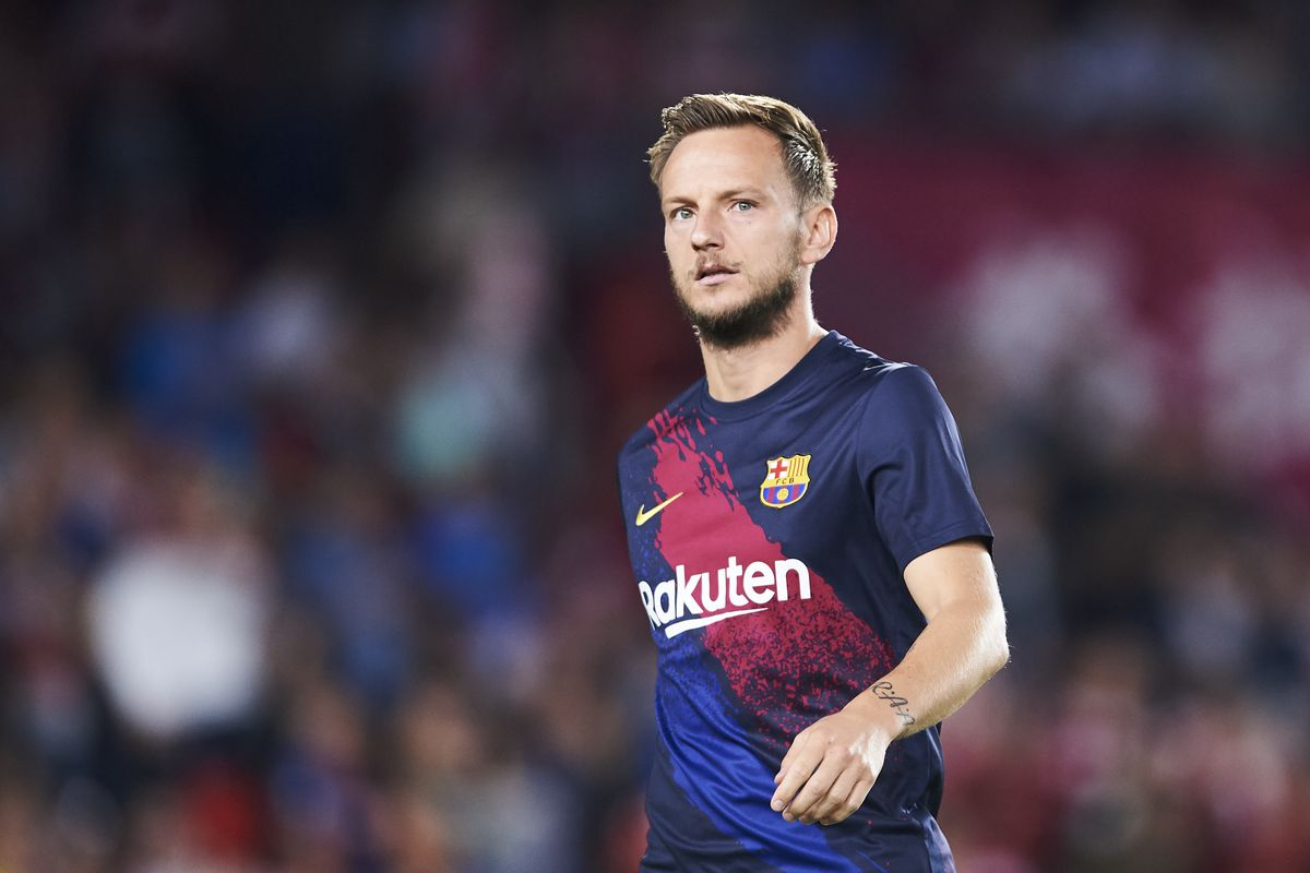 Juventus rule out signing Barcelona's Ivan Rakitic in January