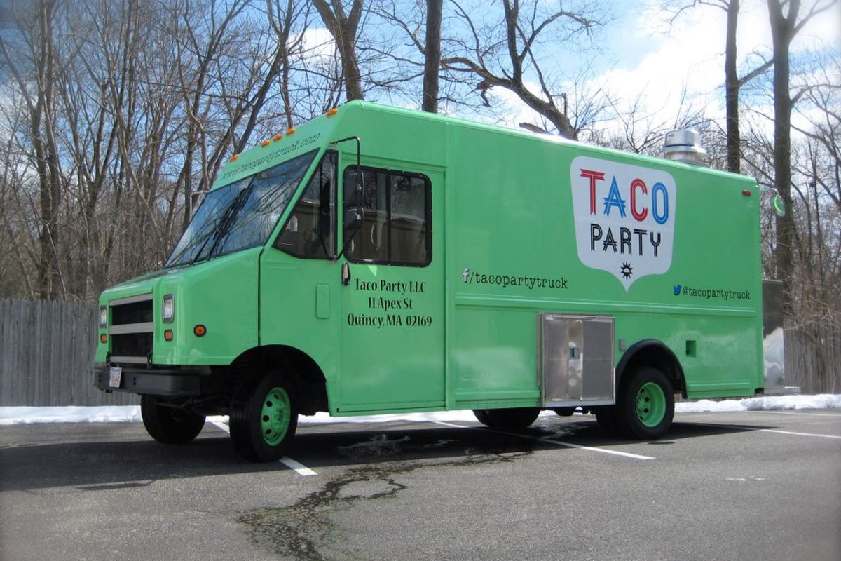 Where Are The Food Trucks Located In Washington Dc