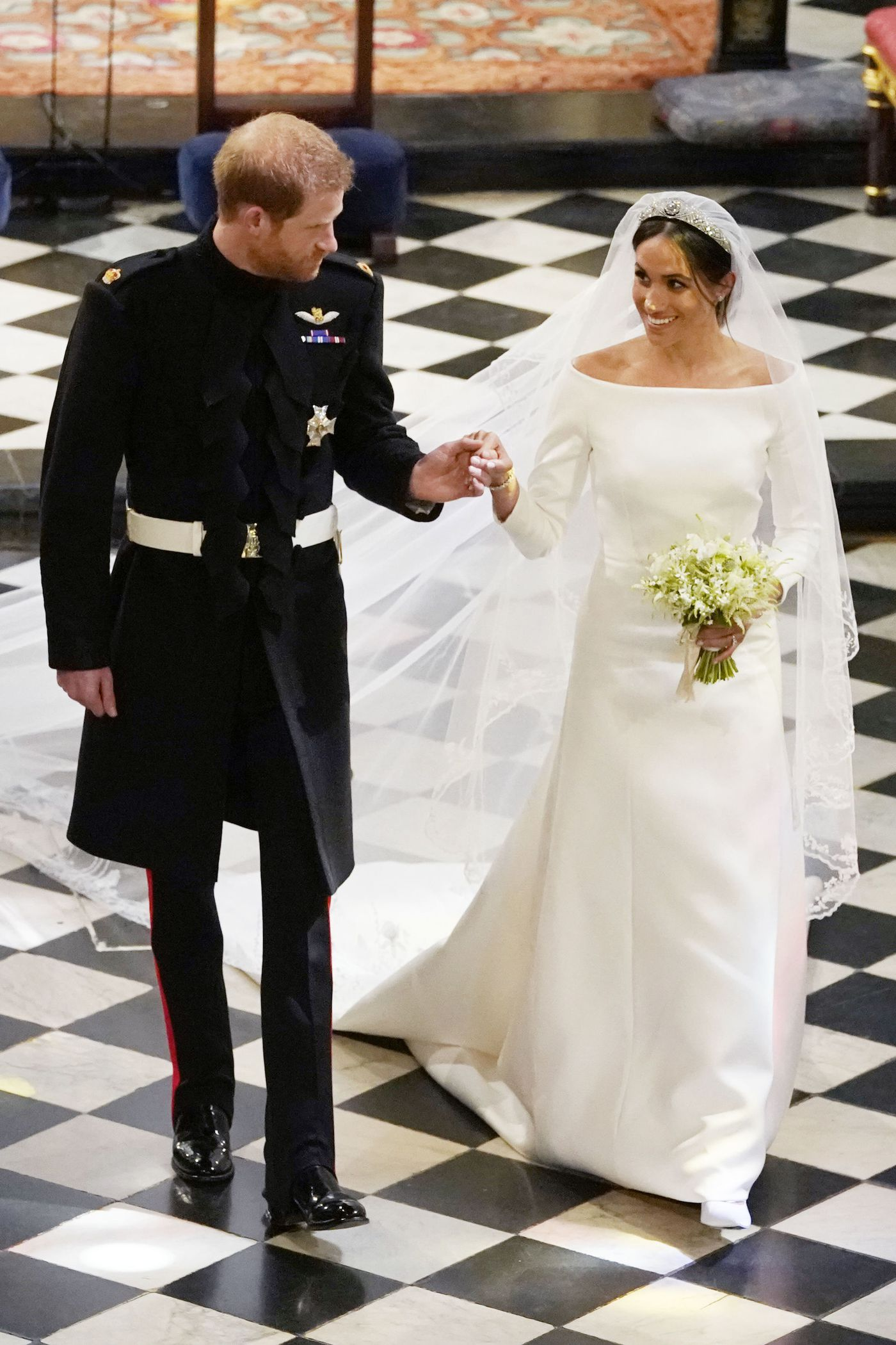 Meghan Markle Wedding Pictures.Meghan Markle S Royal Style Is Far More Conservative Than It Used To