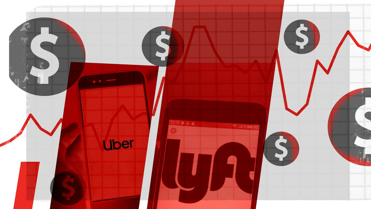 Why companies like Lyft and Uber are going public without