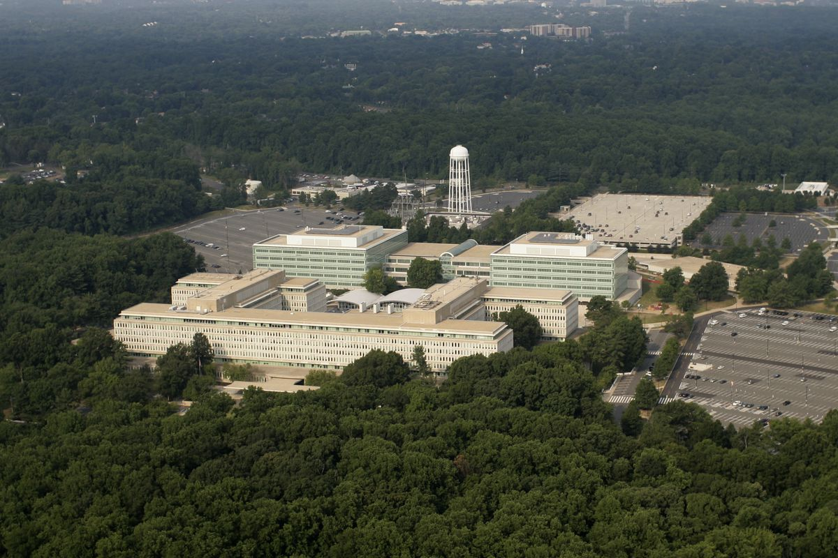 CIA headquarters's oldest building comes with a fascinating