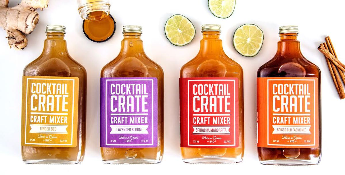 Cocktail Crate