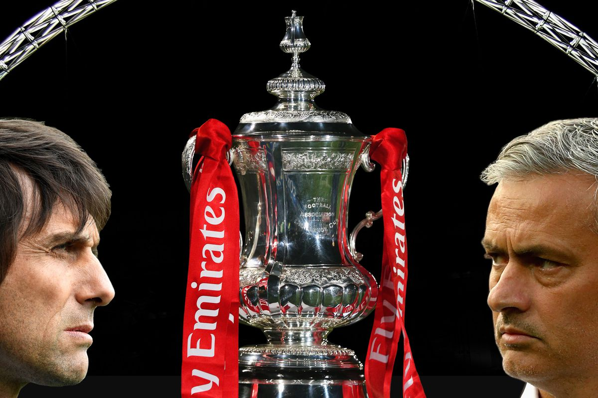 Chelsea v Manchester United - FA Cup Final