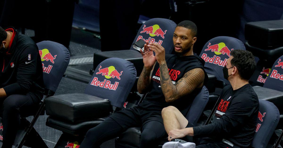 Trail Blazers' Damian Lillard Deserves To Be In The MVP Conversation - Blazer's Edge