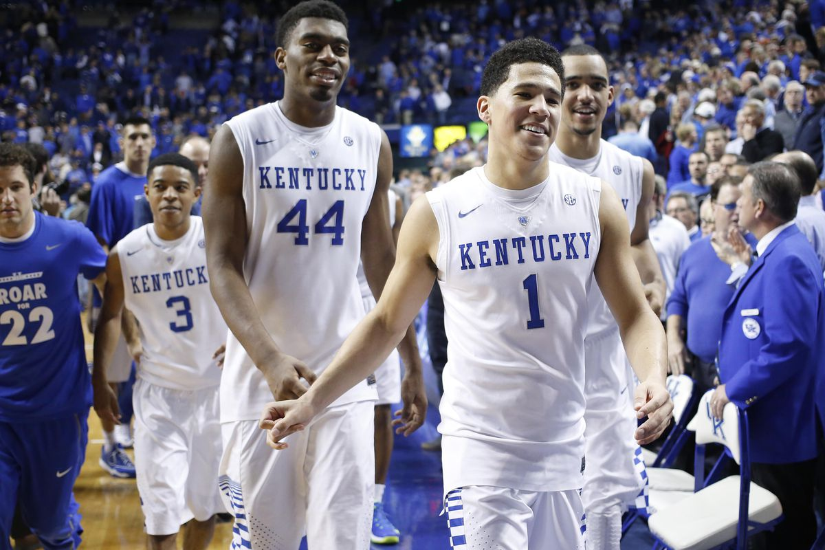 fff072e7d Kentucky Basketball  Ranking the best and worst jerseys of the Coach Cal era