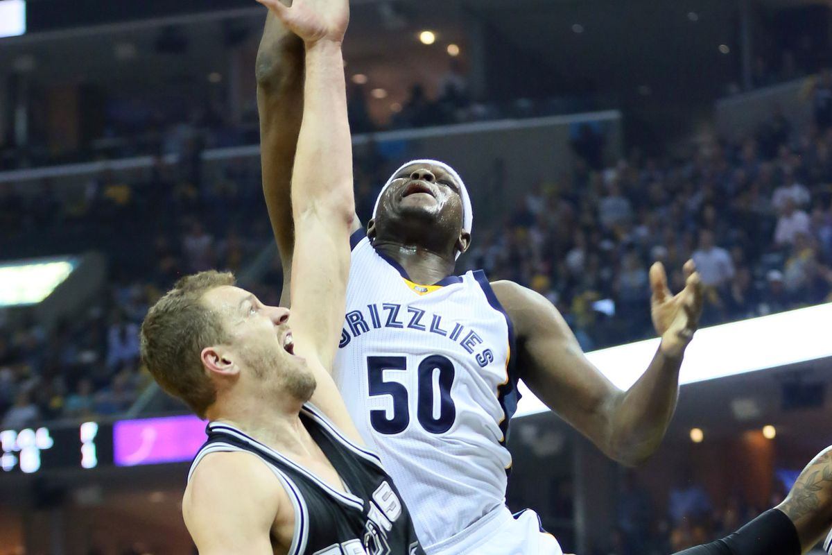 Zach randolph memphis grizzlies - Age Is Catching Up But The Signs Of A Legend Are Still Visible