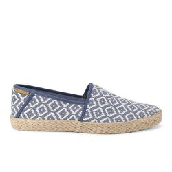 """<strong>Ted Baker</strong> Esppaa 3 Espadrille Slip Ons in Blue Print, <a href=""""http://www1.bloomingdales.com/shop/product/ted-baker-esppaa-3-espadrille-slip-ons?ID=1045492&CategoryID=1000050#fn=BRAND%3DTed%20Baker%26spp%3D2%26ppp%3D96%26sp%3D1%26rid%3D82"""