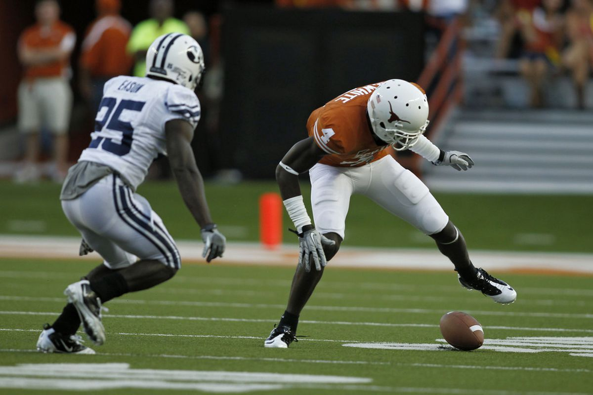 Texas narrowly escaped disaster at home vs. BYU two years ago. Will they be better on the road this season.