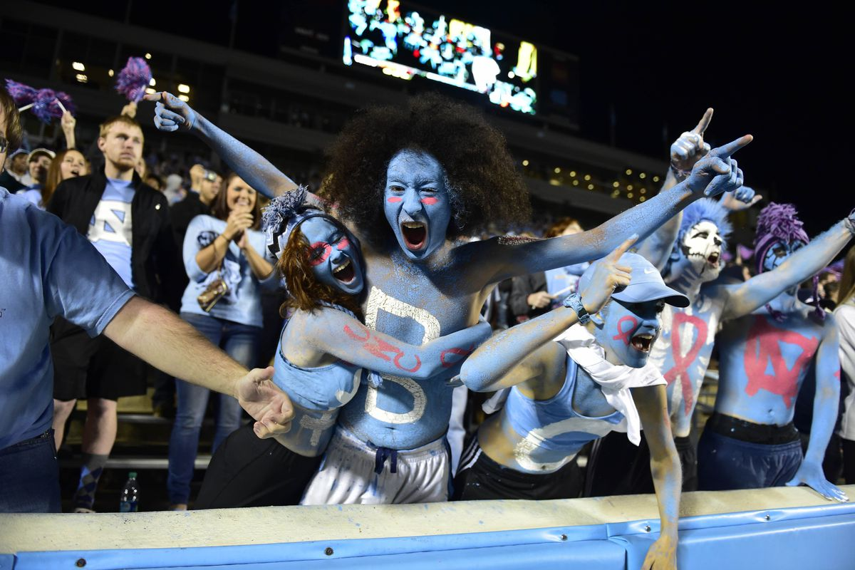 UNC's remaining schedule is not quite as scary as these people, but no picnic either.