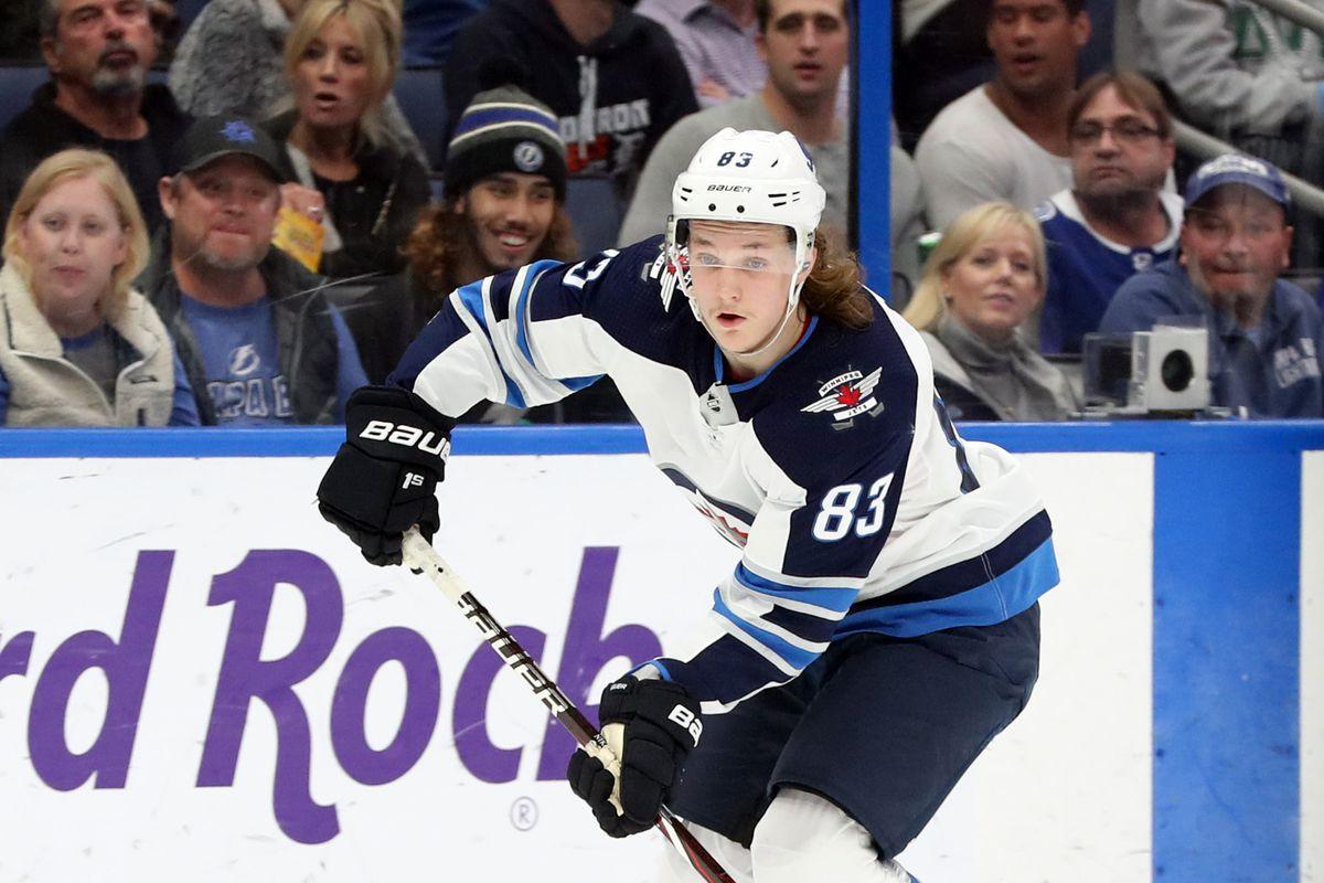 NHL: Winnipeg Jets at Tampa Bay Lightning