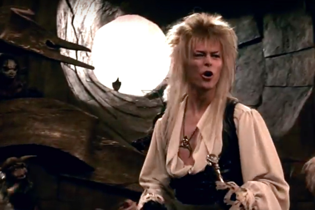 Labyrinth is now 30 years old. Here's how this gloriously ... Labyrinth David Bowie