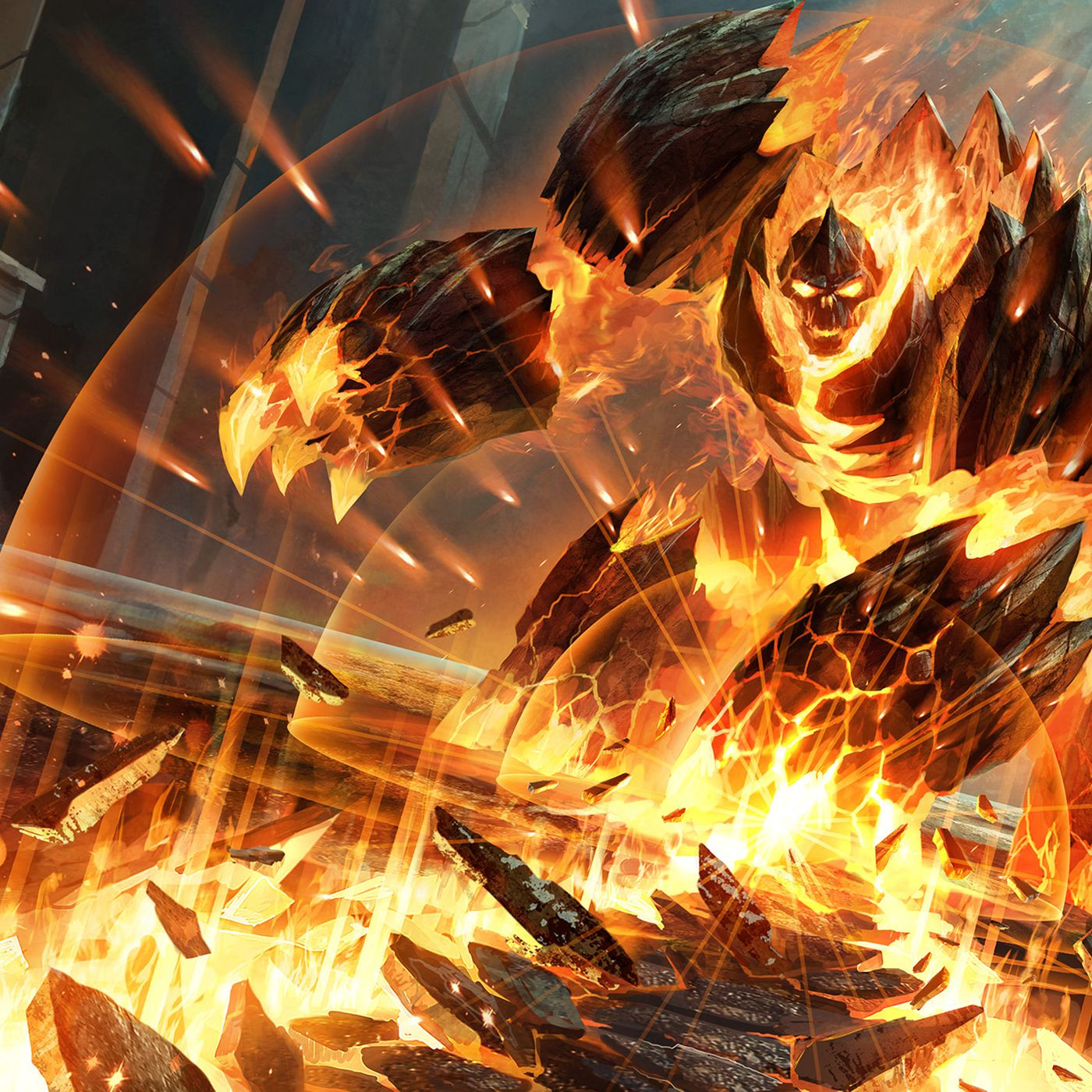 How does Blizzard create Hearthstone's incredible boss