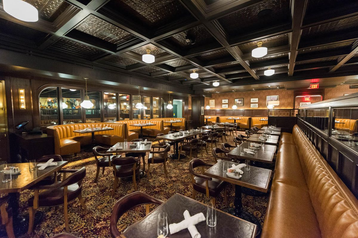 The Downstairs Tavern At Rare Steak And Seafood Rey Lopez Under A Bushel