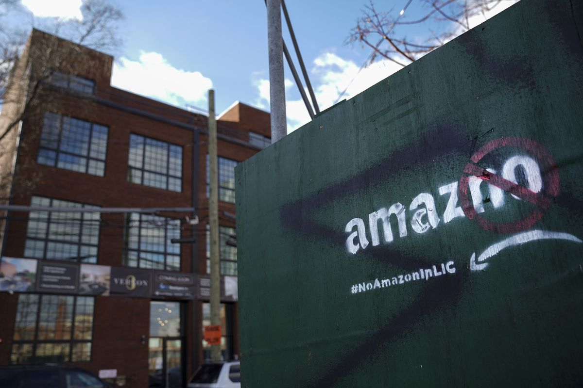 Amazon cancels HQ2 plans for New York City - Curbed NY
