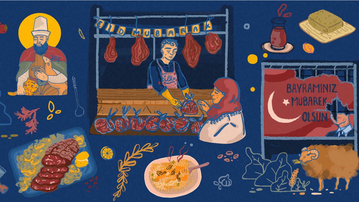 Sacrifice And Hope On Eid Al Adha Eater