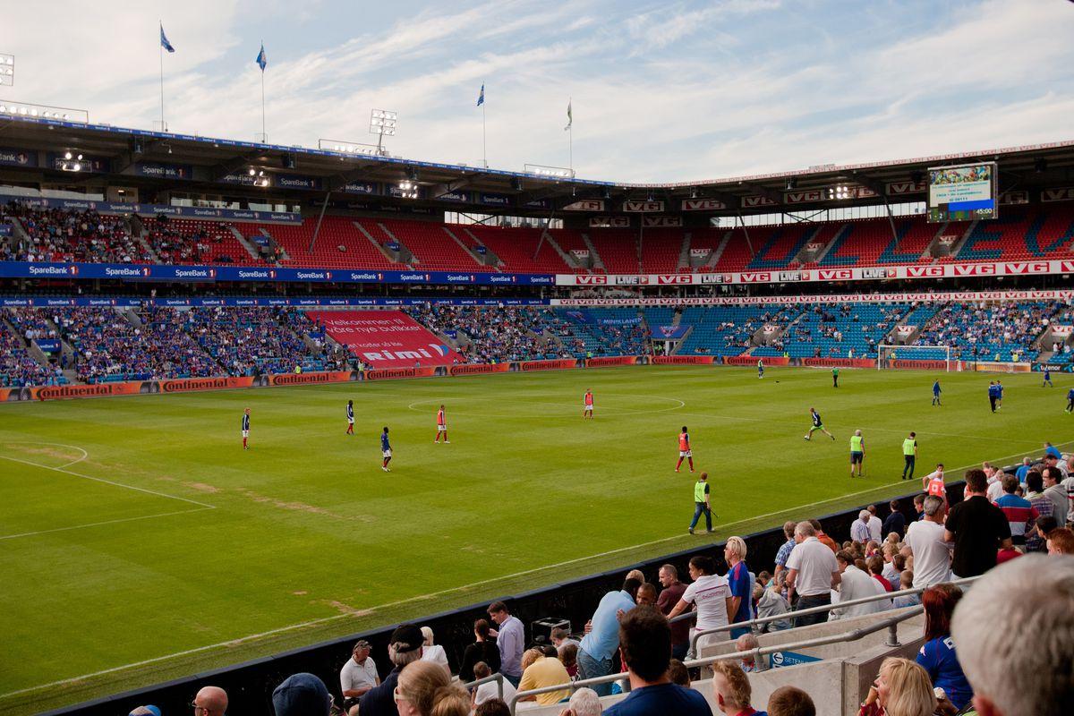 Valerenga Fotball v Molde FK - Norwegian Tippeligaen