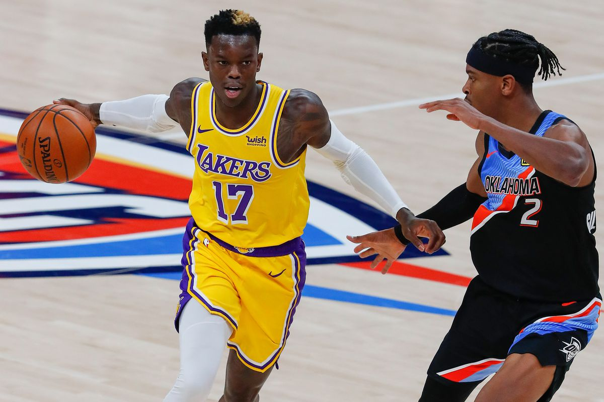 Lakers vs. Thunder Preview, Game Thread, Starting Time and TV Schedule -  Silver Screen and Roll
