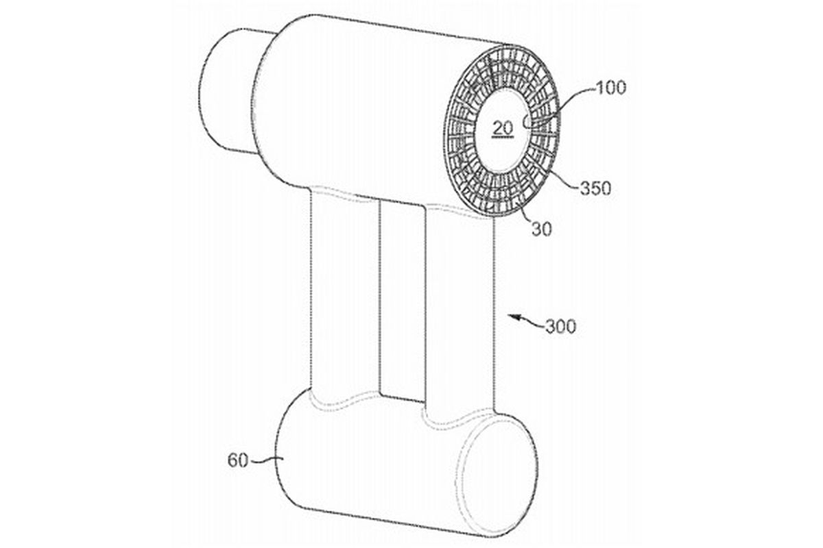 Dyson Wants To Silence The Hair Dryer According Patent On Off Switch Wiring Diagram Telegraph Application