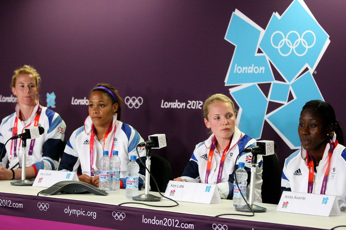 Olympics - London 2012 Olympics - Great Britain Women's Football Press Conference - Olympic Park