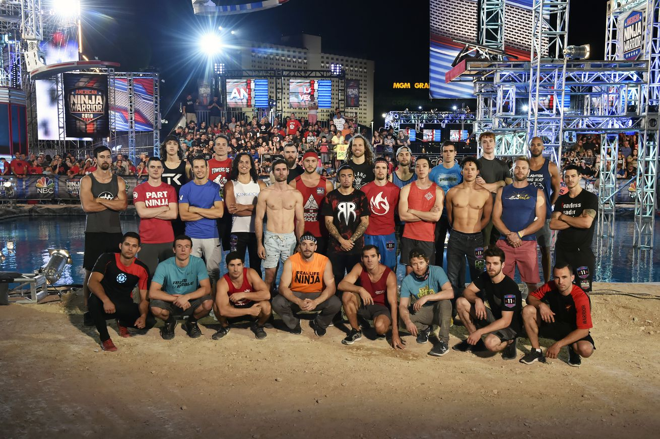 American Ninja Warrior - season 11